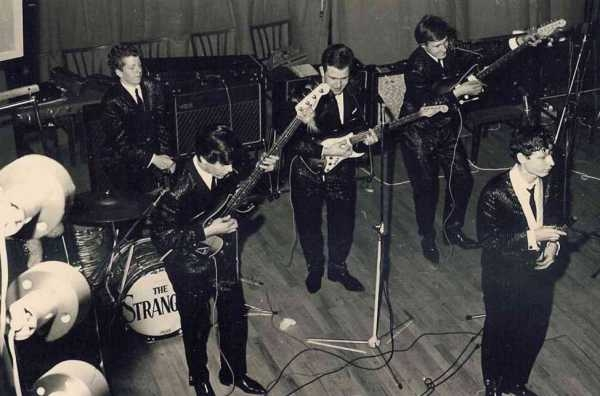 The Strangers in 1965