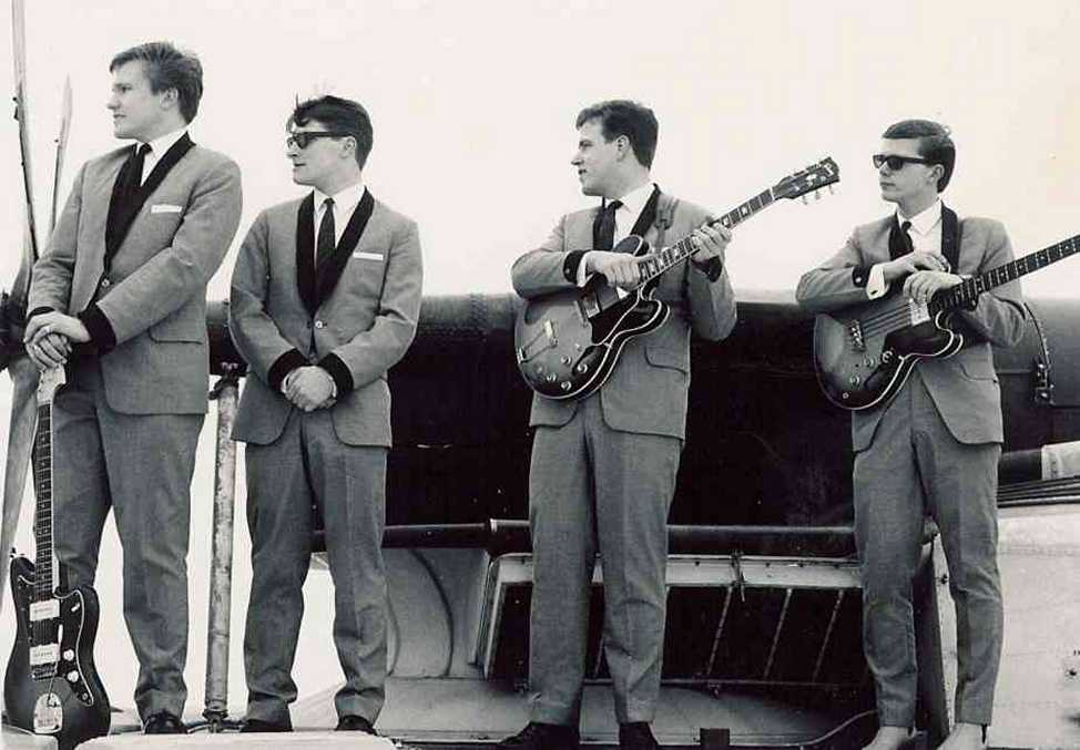 The Strangers in 1967