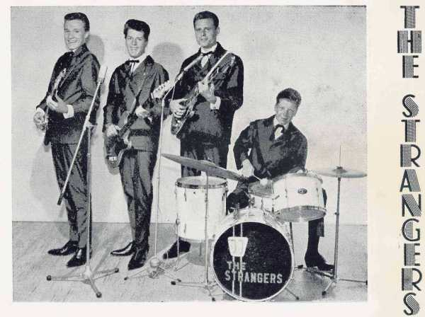 The Strangers in 1962
